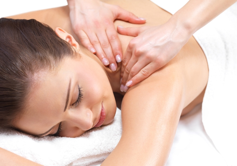 Deep tissue massage in Sudbury