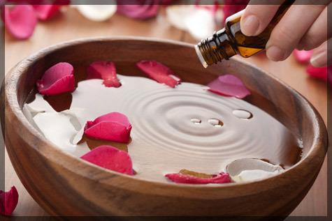 Aromatherapy massage Colchester and Sudbury