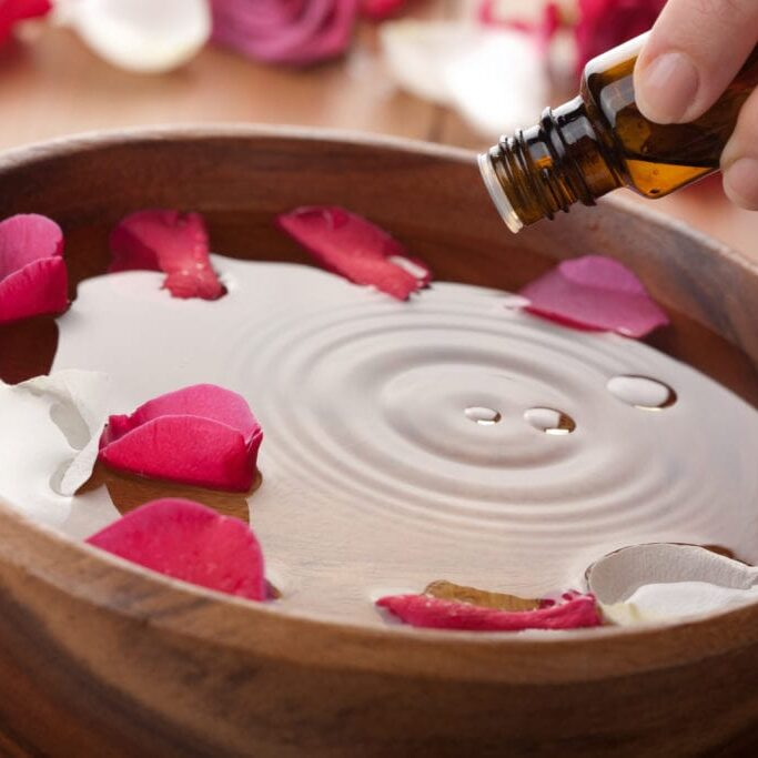 Aromatherapy facial in Colchester and Sudbury